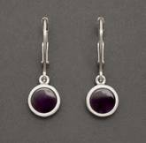 Photo: Amethyst Earrings - Drop