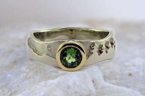 Photo - Landscape rings: Aurora Ring