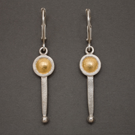 Photo - Sun/Moon Earrings