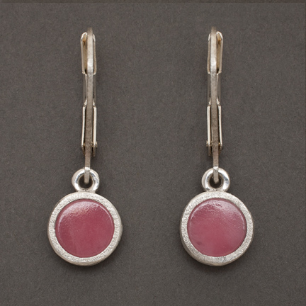Photo - Rhodonite Earrings