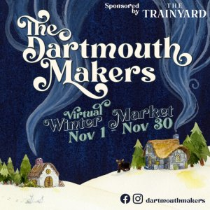 The Dartmouth Makers - Virtual Winter Marked Nov 1 - 30