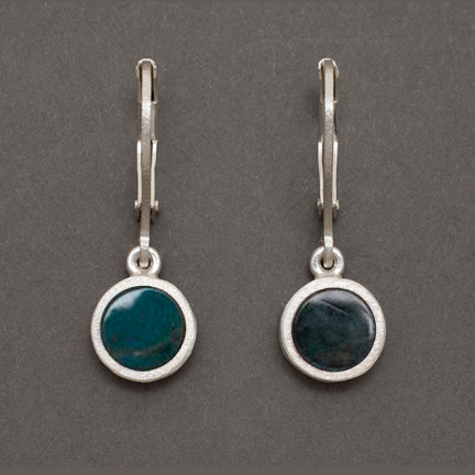 Photo - Labradorite Earrings - Drop