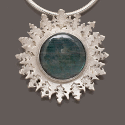 Photo - Northern Lights Pendant