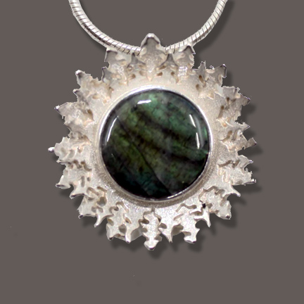 Northern Lights pendant