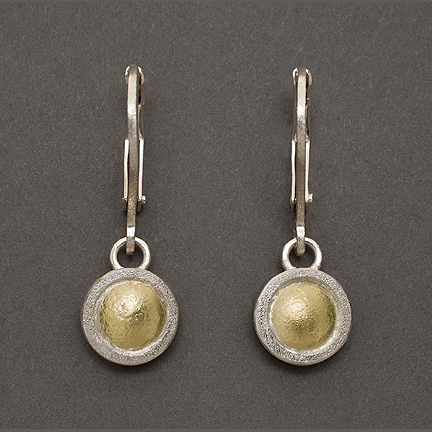 Photo - Mountain Sun Earrings