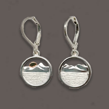 Sea to Sky Earrings