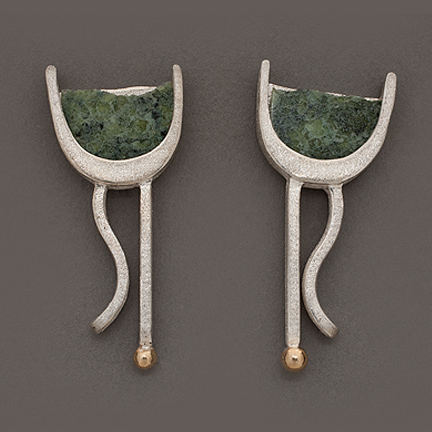 Summer Tundra Earrings