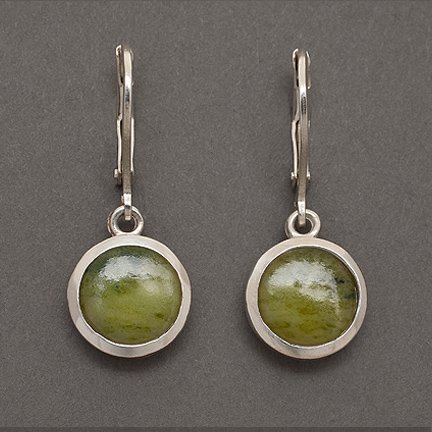 Photo - Beach Stone Earrings