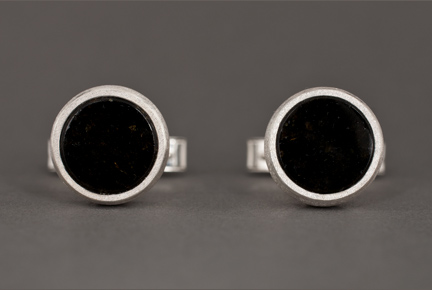 Winter Sky Cufflinks