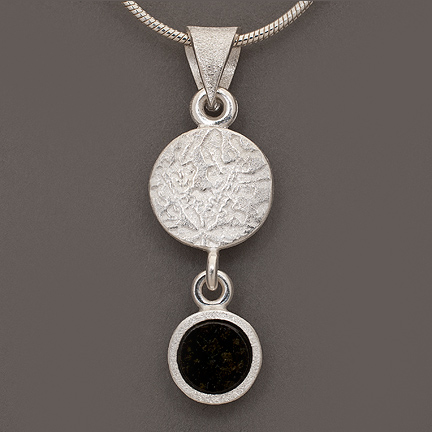 Winter Sky Small Pendant