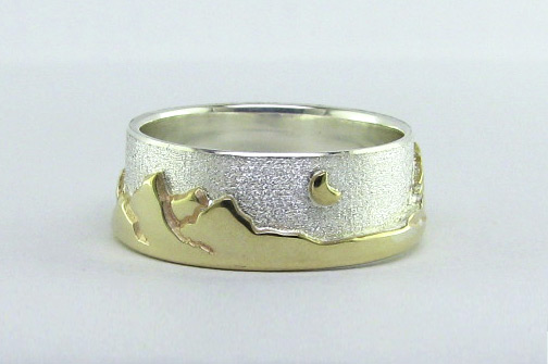 Photo - Landscape rings: Canadian Landscape ring