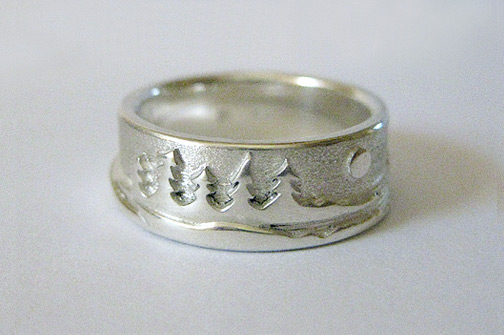 Photo - Landscape rings - Canadian Landscape ring