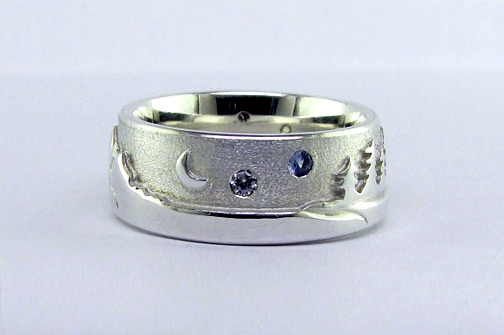 Photo - Family (Constellation) rings