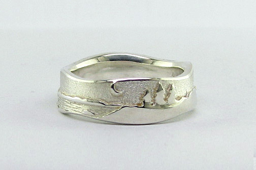 Photo - Landscape rings: Lighthouse ring