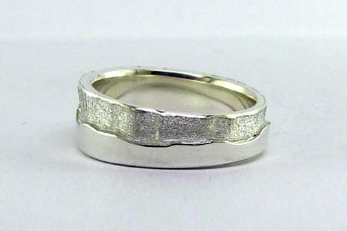 Photo - Landscape rings: Northern Lights ring