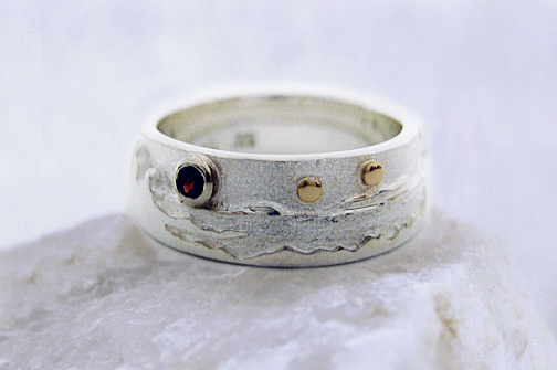 Photo: Custom variation of the Shoreline Landscape ring