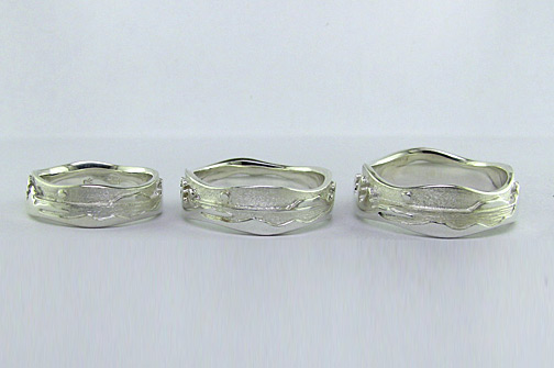 Photo - Landscape rings: Shoreline ring set